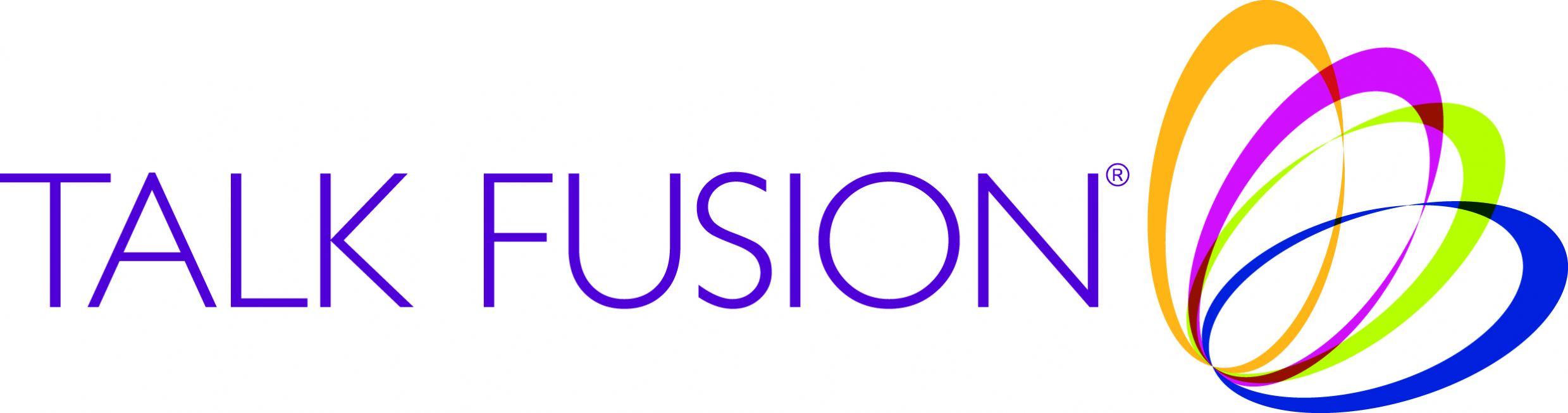 Talk Fusion Global Logo