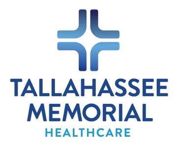 TallahasseeMemorial Logo