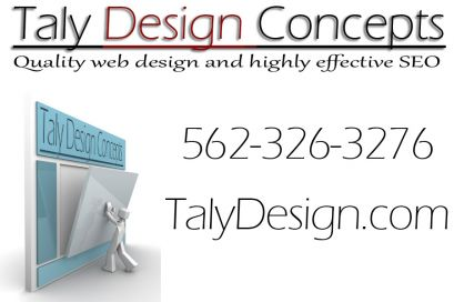 Taly Design Concepts Logo