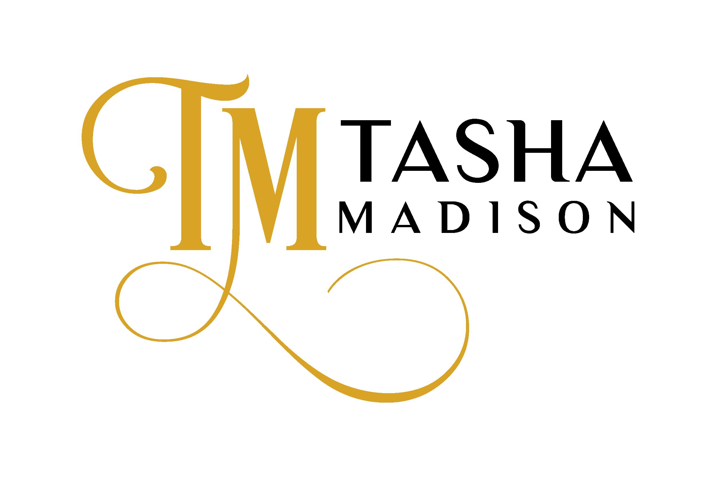 Tasha Madison's Media Team Logo
