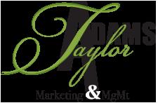 TaylorAdams Marketing & MgMt Logo
