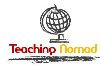 Teaching Nomad Logo