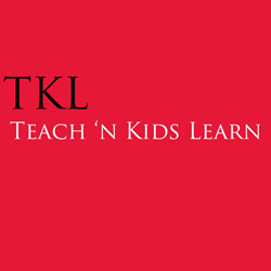 Teach n' Kids Learn Logo