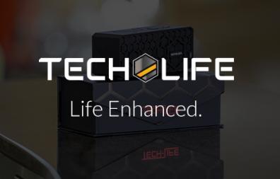 Tech-Life, Inc. Logo