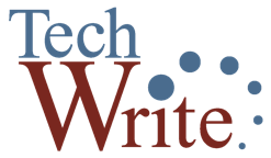 Tech Write UK Logo