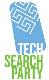 Tech Search Party Logo