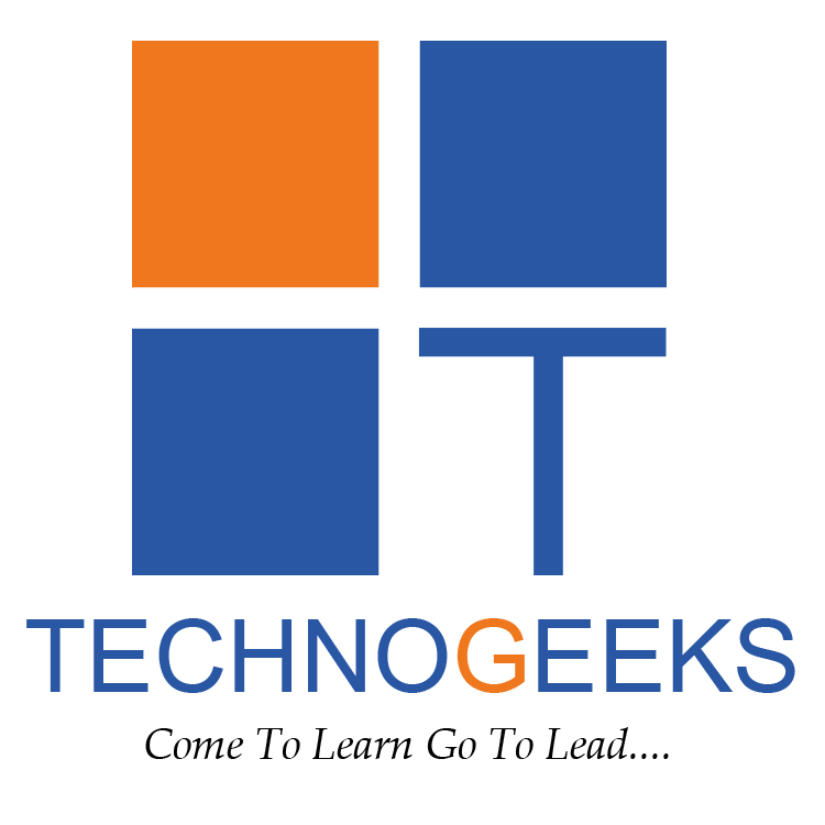 Technogeeks Logo