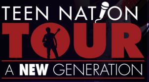 Teen Nation Tour Logo