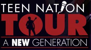 Teen Nation Tour Logo