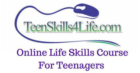 Teen Skills 4 Life Logo