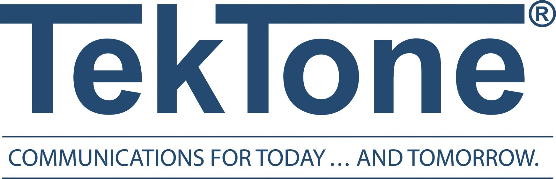 TekTone® Sound and Signal Logo