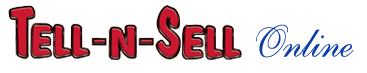 Tell-N-Sell Online Logo