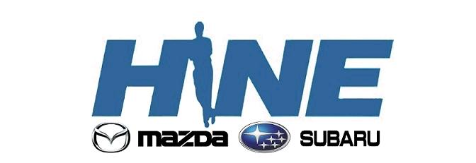John Hine Temecula Mazda Logo