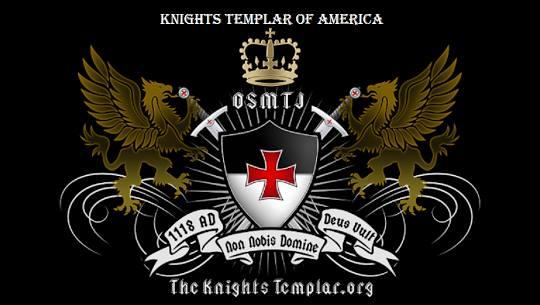 Knights Templar of America (OSMTJ) Logo