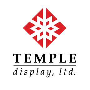 Temple Display, Ltd. Logo
