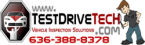 Test Drive Technologies Auto Inspection Services Logo