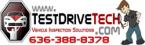 Test Drive Technologies Auto Inspection Services Logo