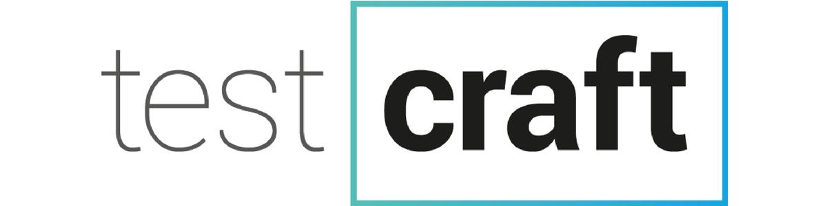 TestCraft Logo