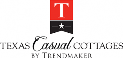 Texas Casual Cottages by Trendmaker Logo