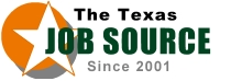 The Texas Job Source Logo