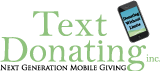 Text Donating, Inc Logo