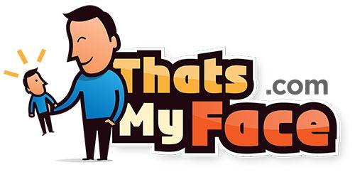 ThatsMyFace.com Logo