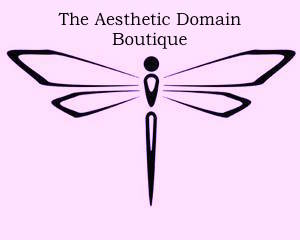 The Aesthetic Domain Boutique Logo