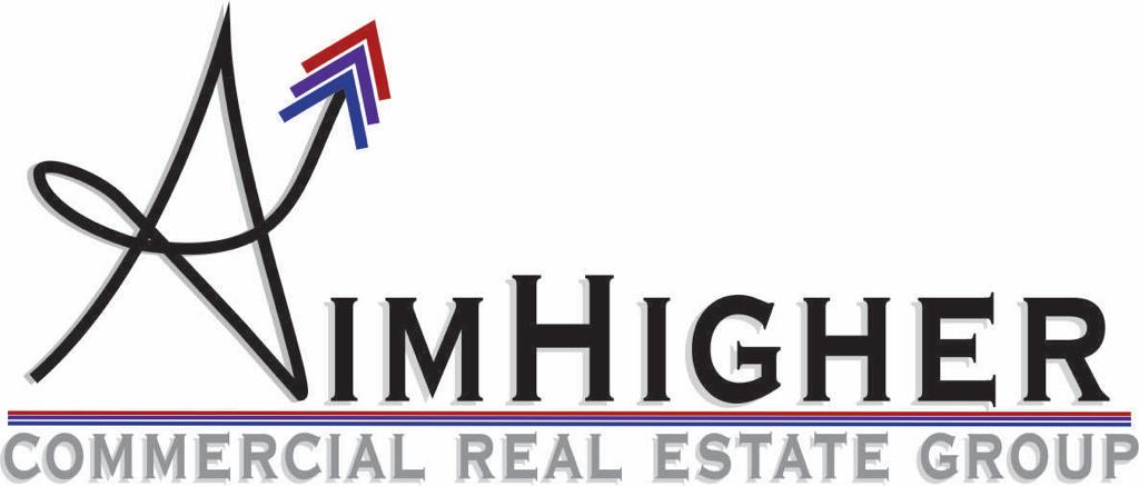 Aim Higher Commercial Real Estate Group Logo
