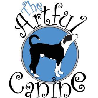 The Artful Canine Logo