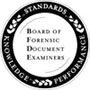 Board of Forensic Document Examiners Logo