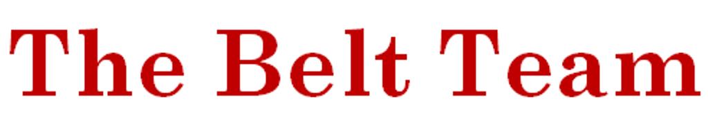 TheBeltTeam Logo