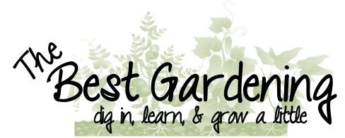 The Best Gardening Logo