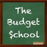 The Budget School Logo