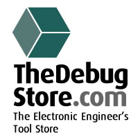The Debug Store Logo