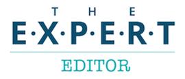 The Expert Editor Logo