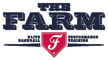 The Farm Baseball Performance Institute Logo
