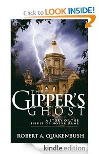 THE GIPPER'S GHOST Logo