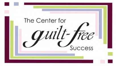The Center for Guilt-Free Success Logo
