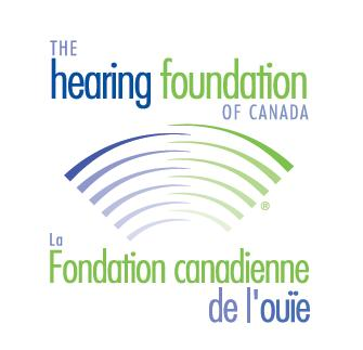 The Hearing Foundation of Canada Logo