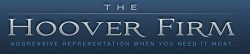 The Hoover Firm Logo