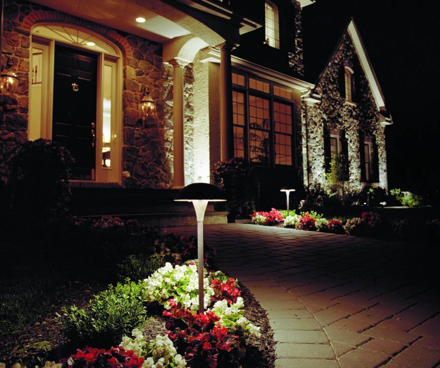 The Illuminators Outdoor Lighting Logo