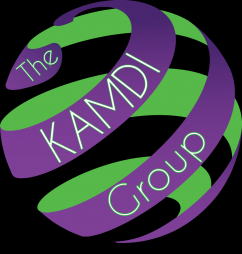 The KAMDI Group Logo