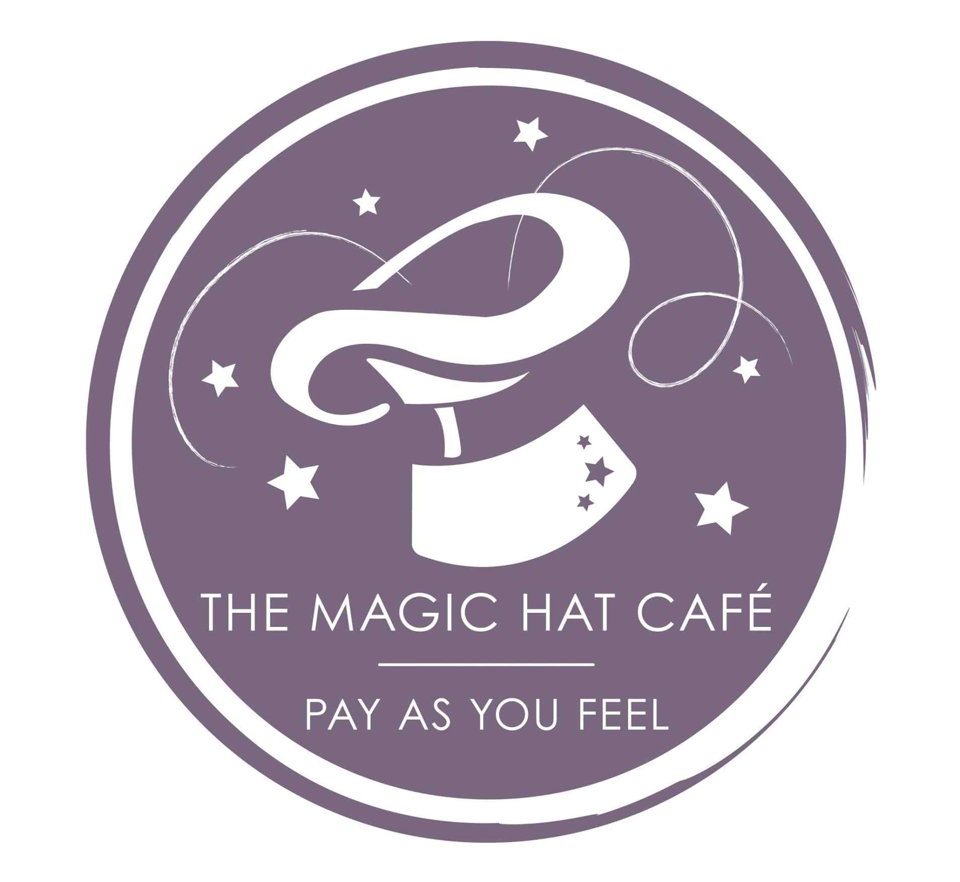 The Magic Hat Cafe Logo