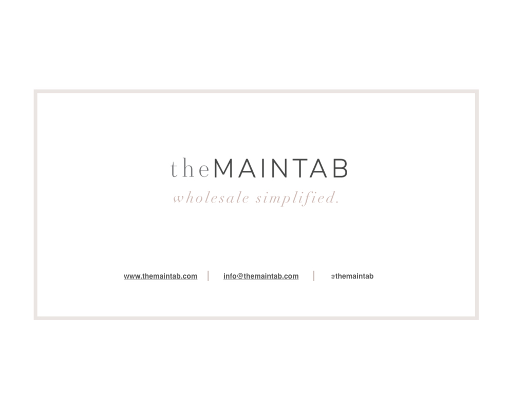 TheMainTab Logo