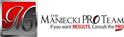 The Maniecki Pro Team Logo