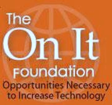 The On It Foundation Logo