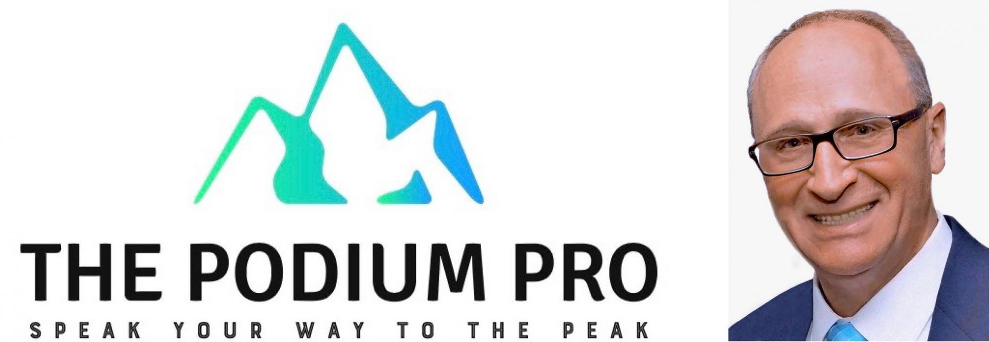 The Podium Pro - Home of the Standing O Logo