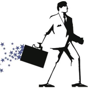 ThePoliticalShuffle Logo