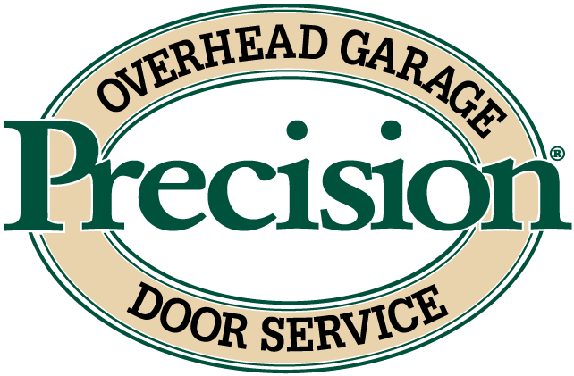 Precision Garage Door Service Logo