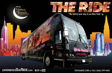 The Ride Logo